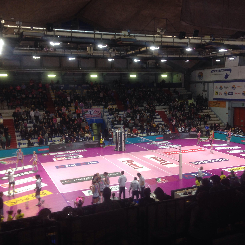 Palazzetto dello sport - Cremona