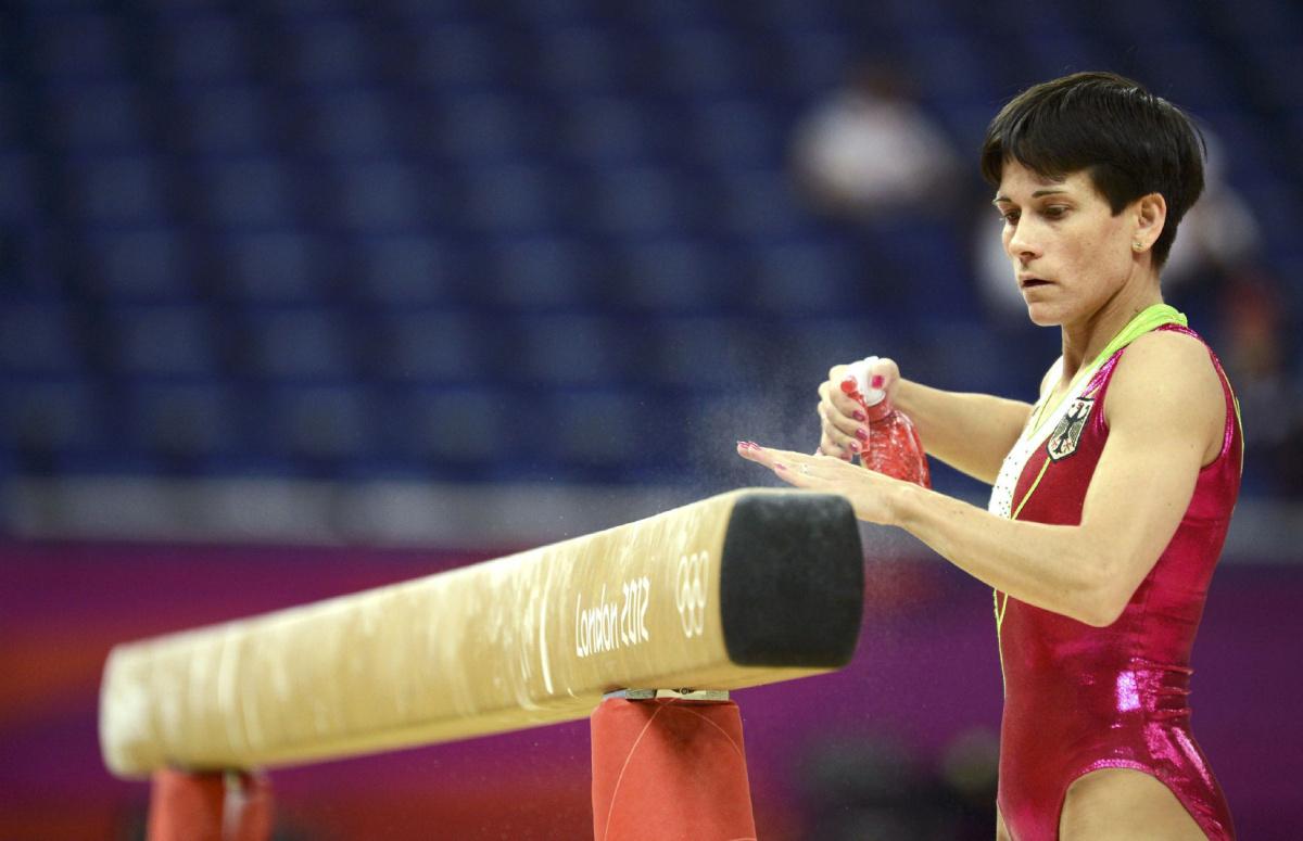 Oksana Chusovitina, la ginnasta meno uguale delle altre