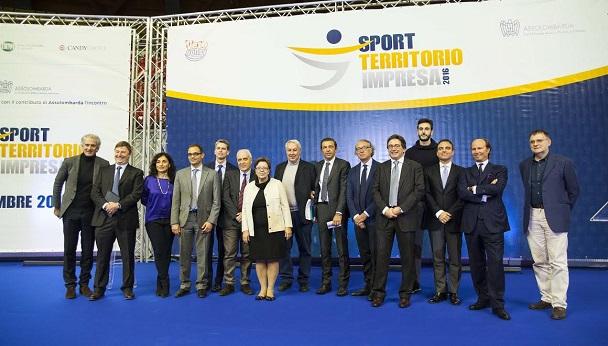 """Grande successo per l'evento """"Sport Territorio Impresa"""""""