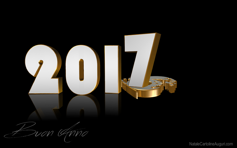 Buon 2017. Un nuovo inizio, una nuova strada d'avanti…