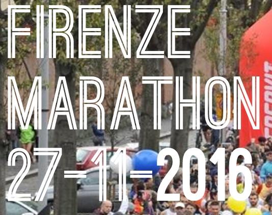 Firenze Marathon 2016: due calcoli per capire la congiunzione tra turismo e sport