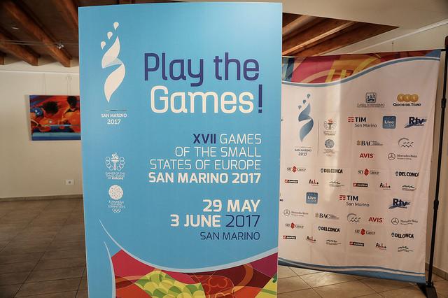 Giochi dei Piccoli Stati – San Marino 2017