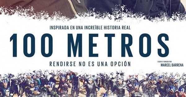 100 metros – La storia di Ramon Arroyo Prieto