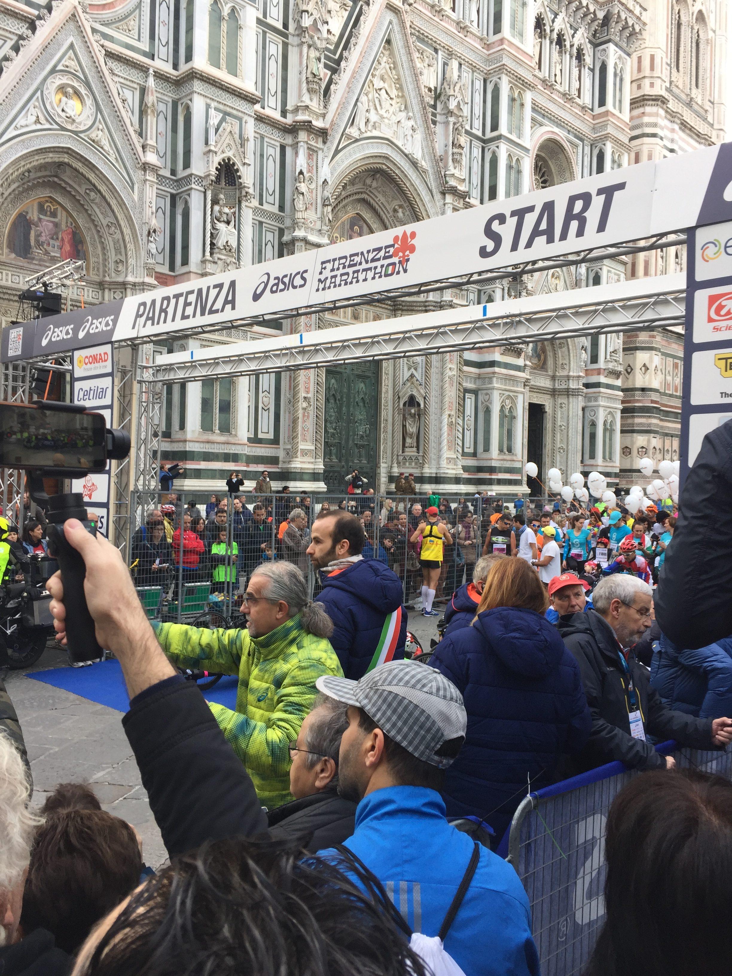 34esima Maratona di Firenze – Un'altra esperienza sportiva