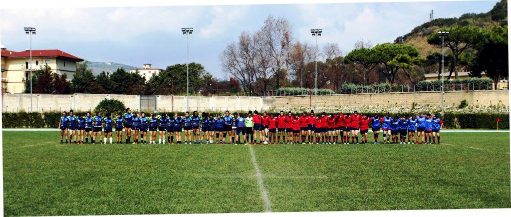 Esordio delle Puma Bisenzio Rugby a Napoli – Buona la prima