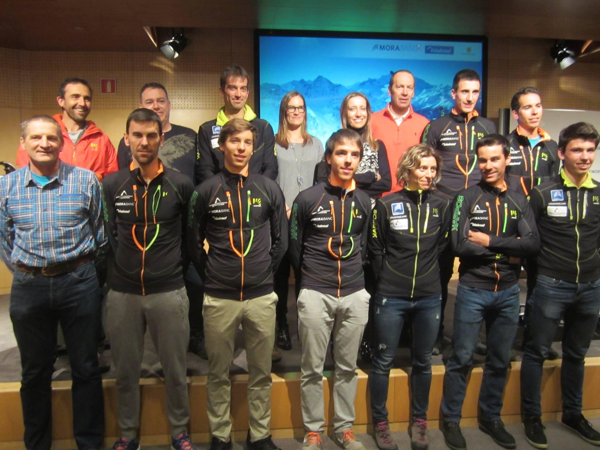Federació Andorrana de Muntanyisme – Esquí de muntanya