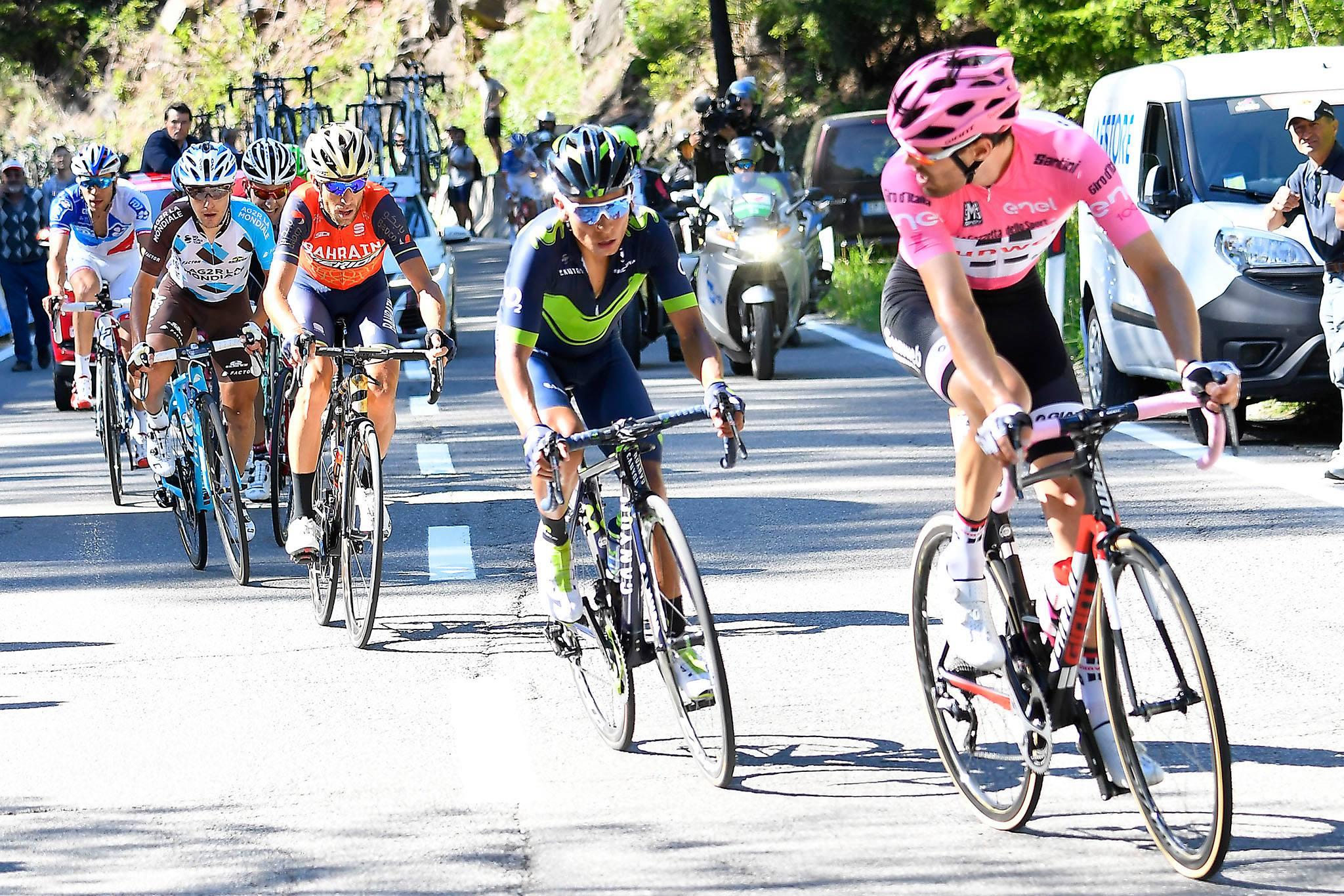 Giro d'Italia – pro e contro dell'edizione 2018