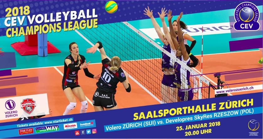 Suisse volley Women: il Volero Zurigo si trasferirà in un altro paese alla fine della stagione!