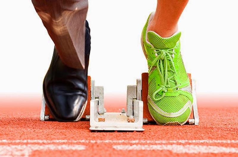 Studio, lavoro e sport – un'impresa coadiuvare tutto insieme