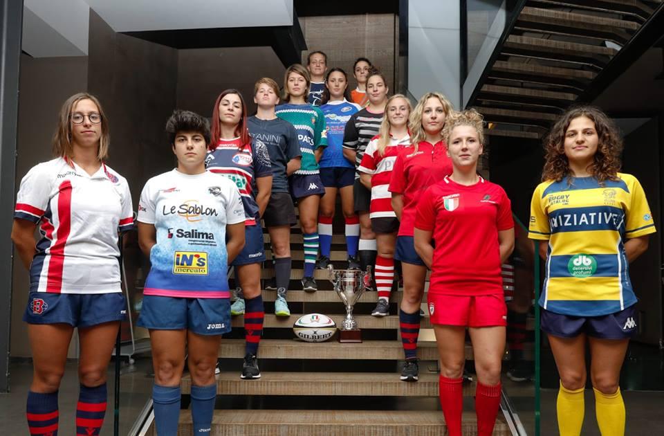 Serie A di Rugby Femminile – il 7 ottobre al via la stagione 2018/2019