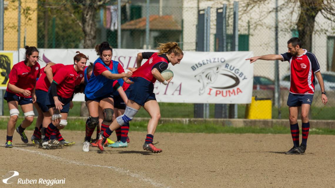 Amichevole in famiglia per LE Puma Bisenzio Rugby