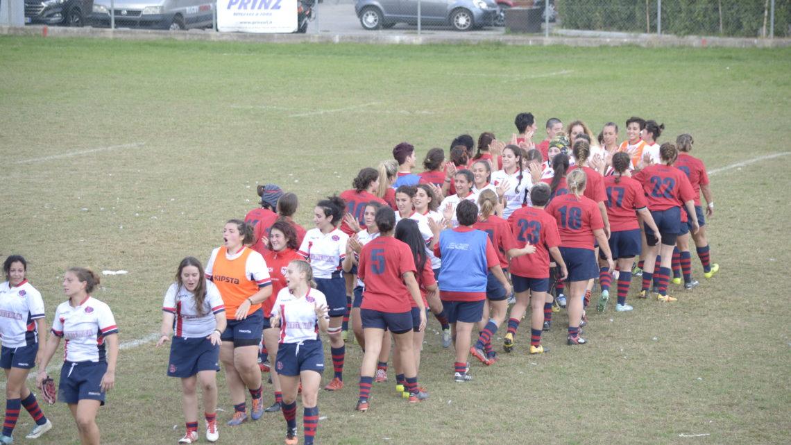 Seconda di campionato, note positive per Le Puma Bisenzio Rugby