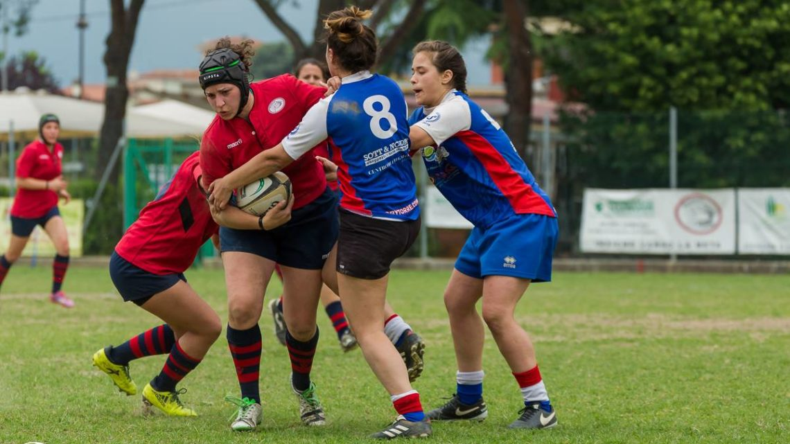 Rugby femminile, quinta di campionato: BELLA VITTORIA PER LE PUMA: